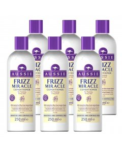Aussie 250ml Frizz Miracle Conditioner hoitoaine 6-pack
