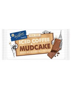 Karl Fazer Travel Iced Coffee and Mudcake suklaalevy 130g