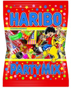 Haribo Party Mix 350g