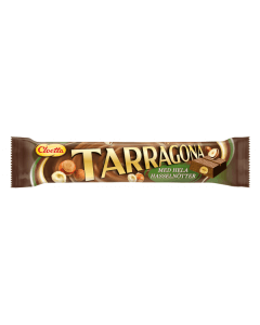 Cloetta Tarragona hasselpähkinäsuklaapatukka 50 g