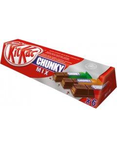 Nestle KitKat Chunky Mix 6-Pack