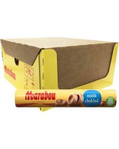 Marabou Mjölkchoklad maitosuklaa nappirulla 74g x 28kpl
