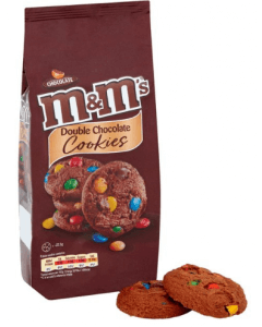 M&M's Cookies keksit 180g