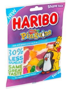Haribo Fruity Pinguins 220g