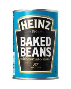 Heinz Baked Beans valkoisia papuja tomaattikastikkeessa 415g