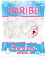 Haribo Chamallows Snowballs vaahtokarkki 160g