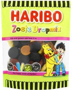 Haribo Zoete Dropmix makeissekoitus 220g