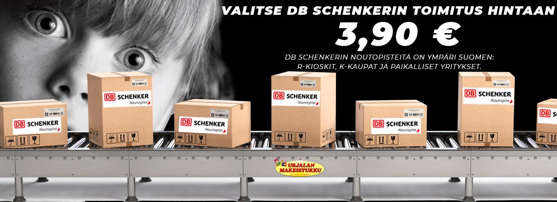 BLACK WEEK - DB SCHENKER