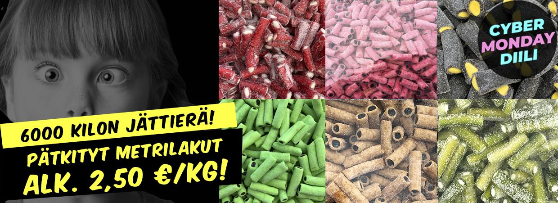 Cyber Monday - Makulaku