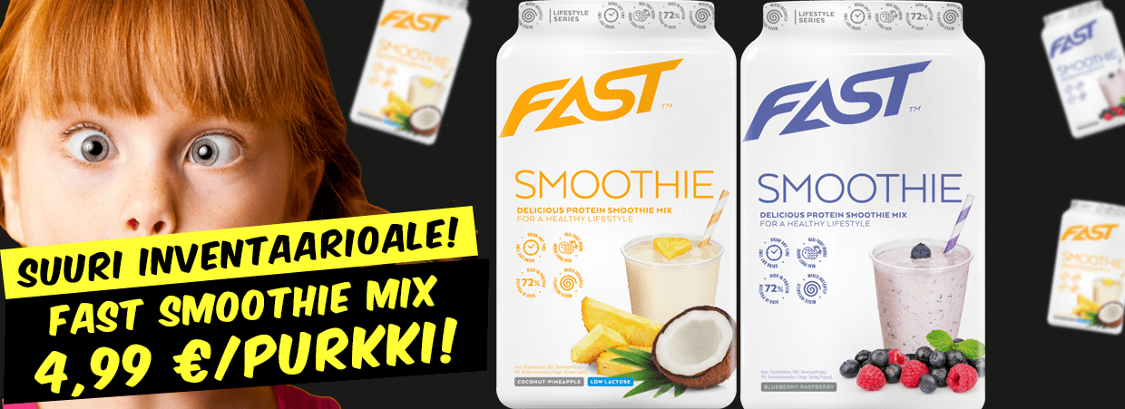 Fast Smoothie Mix