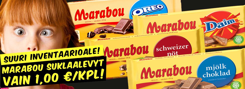 Marabou suklaalevyt