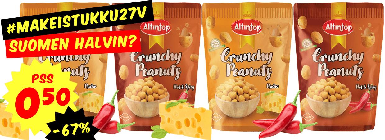 Altintop pähkinät