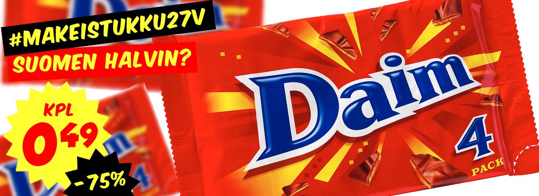 Daim 4-pack