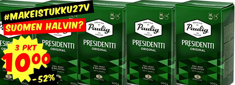 Paulig Presidentti
