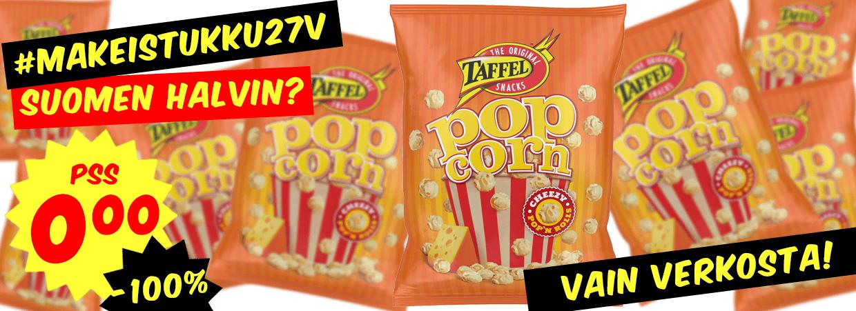 Taffel Popcorn