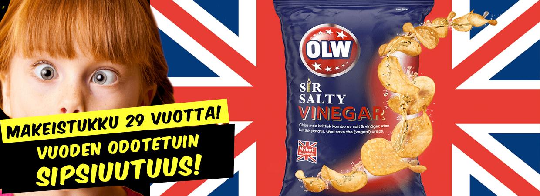 OLW Sir Salty Vinegar